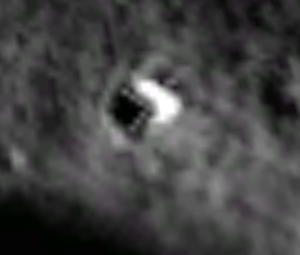 35 plate-forme d'atterrissage lunaire souterraine (LRO)