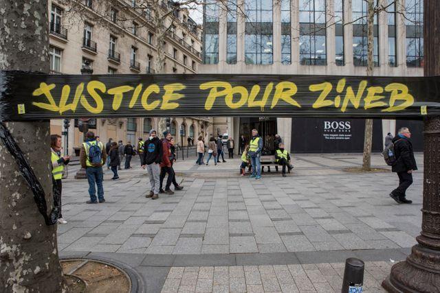 Justice pour Zineb