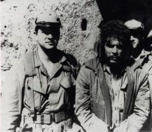 [08] Felix Rodriguez et Che Guevara