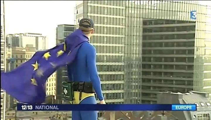 Captain europa