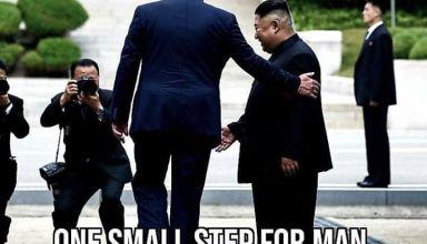 Trump la paix