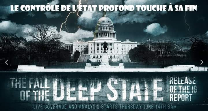 Fed is DEAD Deep state