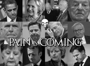Pain is coming !