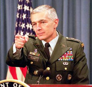 U.S Wesley Clark