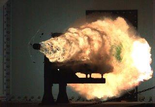 Railgun US Navy 2008