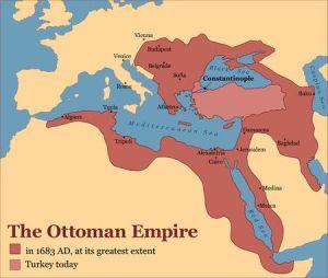 Ottoman califat 1683