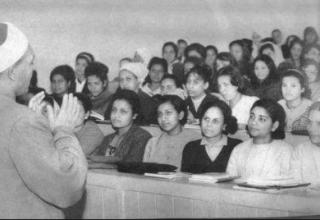 Universités Égypte 1962