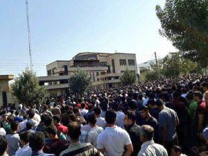 Manifestation Iran