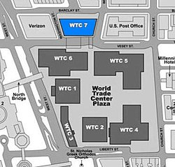 WTC_Building_Arrangement_and_Site_Plan_(building_7_highlighted)