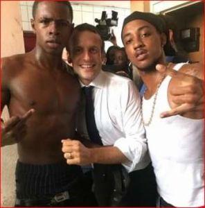 Macron a La Réunion
