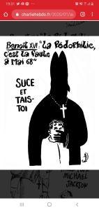 Pedo Charlie Hebdo