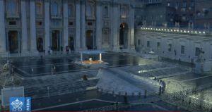 Vatican vacant