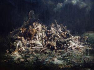 Deluge et ses compagnons, Leon C.