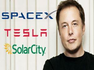 Elon Musk entreprises
