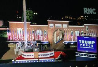 US flag 34