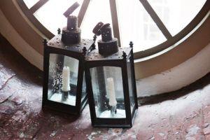 Deux lanternes