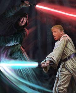 Trump Jedi