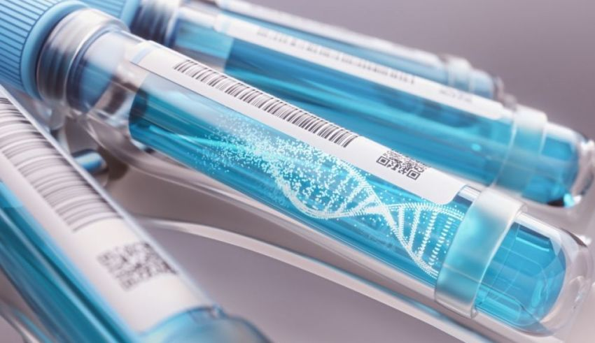 Cartographie ADN