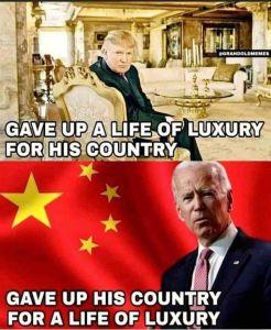 Biden sous influence