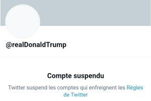 Censure du président Trump