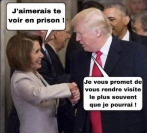 Trump VS Pelosi