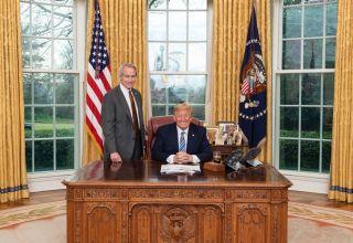 Lin et Trump