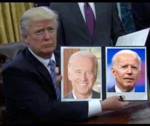 Faux Biden 1