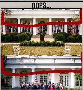 Fausse Maison Blanche